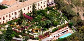 Hotel San Domenico, Taormina.