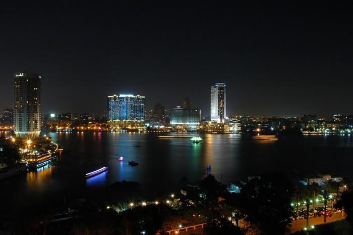 Il Cairo, Egitto.