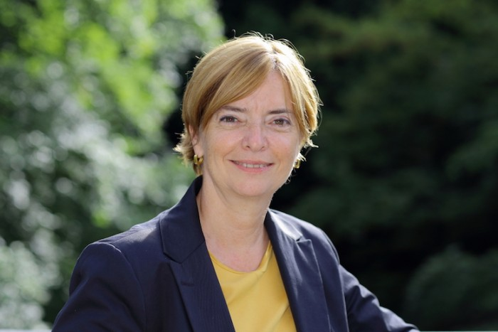 Diane Laschet, Amministratore Delegato di AirPlus Italia