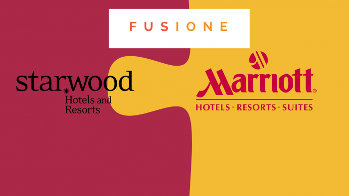 fusione marriott starwood