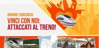 Vinci con noi: attaccati al treno è il concorso lanciato da Voyages-sncf.eu per le agenzie di viaggi e i loro clienti