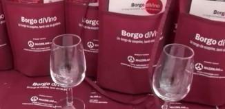 Borgo Divino si terrà nel centro storico di Nemi nel fine settimana del 7 e 8 maggio