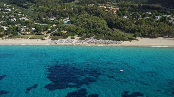 Calaserena Village in Sardegna