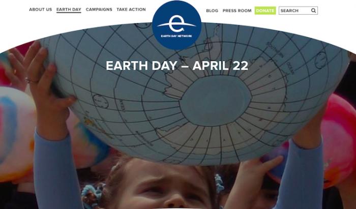 Oggi è la Giornata della Terra