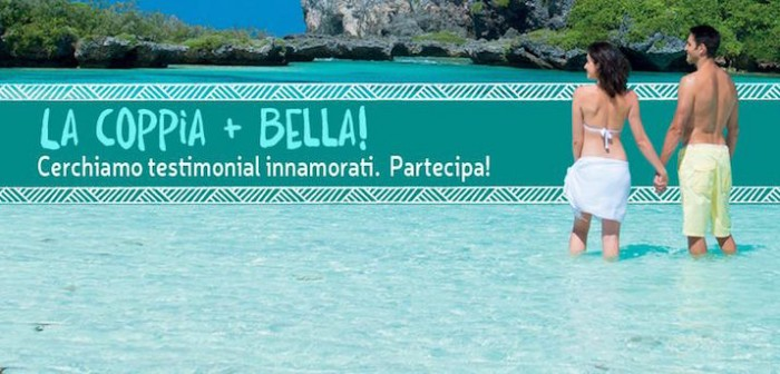 L'Ente turistico della Nuova Caledonia ha lanciato un contest per vincere un viaggio nel Pacifico