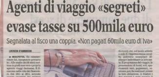 Gazzetta del mezzogiorno 12/05/2016