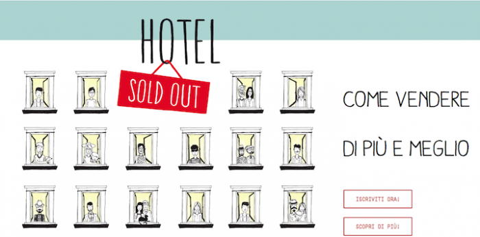 Hotel Sold Out