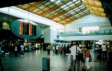 Aeroporto di Venezia.