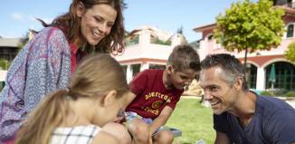 Il Cavallino Bianco di Ortisei è risultato il miglior hotel per famiglie al mondo