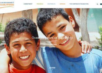 Il nuovo sito di Club Med www.sustainability.clubmed
