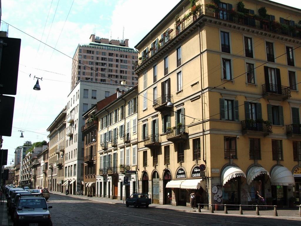 Milano l 39 ex comando di polizia locale diventer un hotel for Corso di porta genova milano