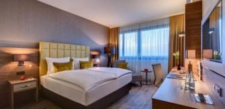 Marriott Bonn World Conference Hotel.