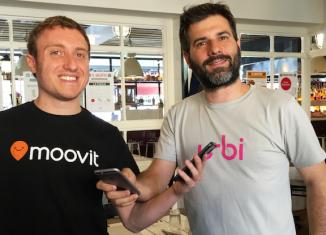 Samuel Sed Piazza(Moovit), ed Emiliano Saurin (URBI)