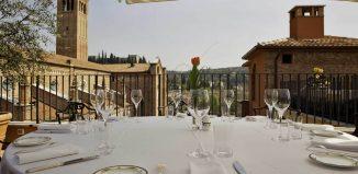 Duetorri Hotel Verona. Foto: AromiCreativi
