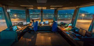 controllori di volo