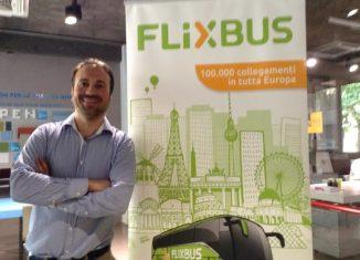 Andrea Incondi Flixbus