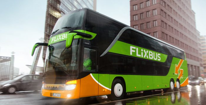 flixbus acquisisce megabus