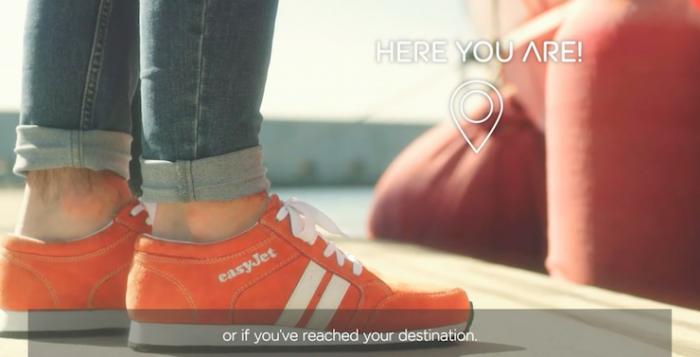 Le SneakAir, le sneaker 2.0 di easyJet