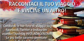Ha l'asta #voladagenova il contest di Turkish Airlines per i passeggeri in partenza dall'aeroporto di Genova