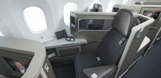 La Business Class di American Airlines