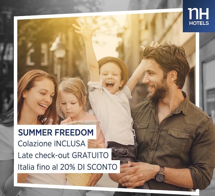 NH, Promo Summer Freedom