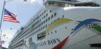 La Norwegian Dawn
