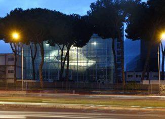 La Nuvola, Roma Eur