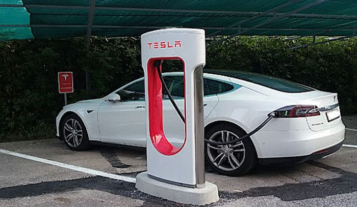 Testa supercharger all'Una Hotel Versilia