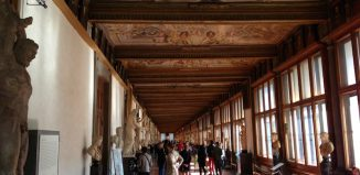 La Galleria degli Uffizi