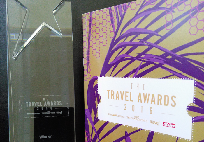 L'Italia vince il titolo di Best Country Worldwide nel contest Sunday Times & The Times Travel Awards