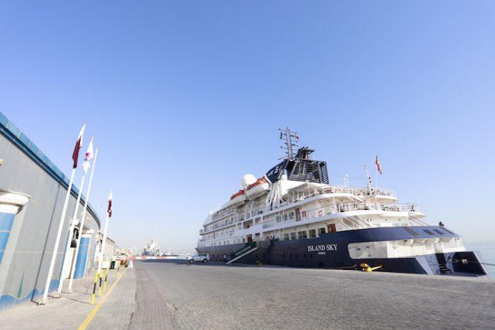 Il Qatar semplifica le procedure di ingresso per i croceristi