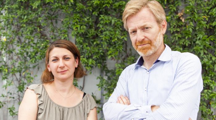 Erika Forin, head of Guest Experience, e Alberto Melgrati, amministratore delegato di Halldis