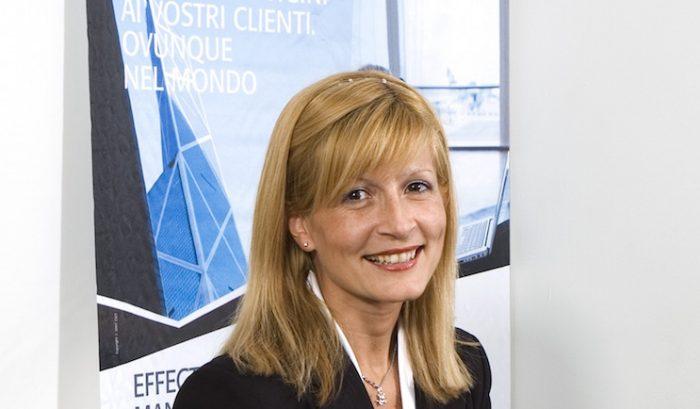 Loretta Bartolucci, Senior Director Sales, Marketing & Advanced Client Solutions di CWT Italia