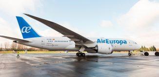 Nella flotta di Air Europa arriva il terzo B787 dei 22 ordinati