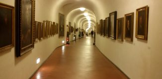 Il corridoio del Vasari