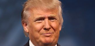 Donald Trump. Foto Wikipedia