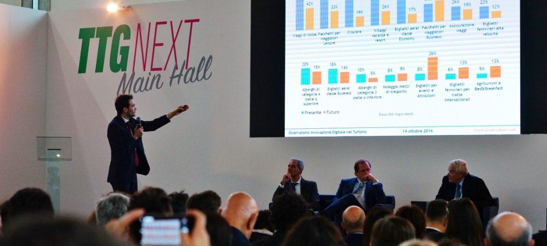 i ati del turismo digitale in Italia con TTG next