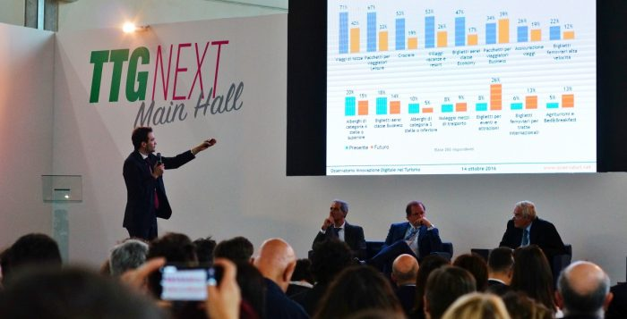 i ati del turismo digitale in Italia con TTG next