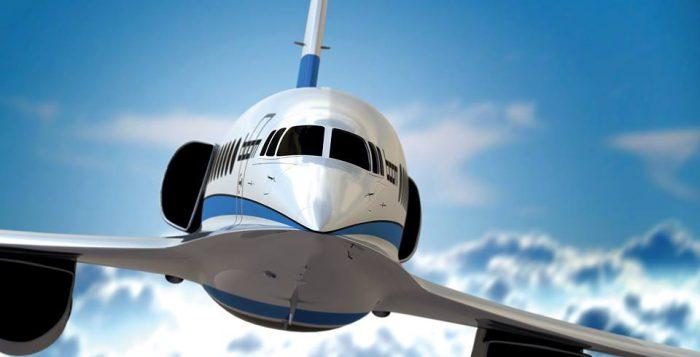 XB-1. Foto: Boom Technology