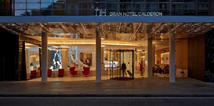NH Collection Gran Hotel Calderón a Barcellona