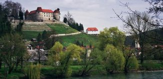 Il castello di Sevnica. Foto: Wikipedia