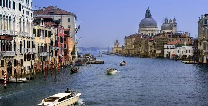 Venezia. L'Istat rileva che il 2015 è stato un anno positivo per il turismo italiano