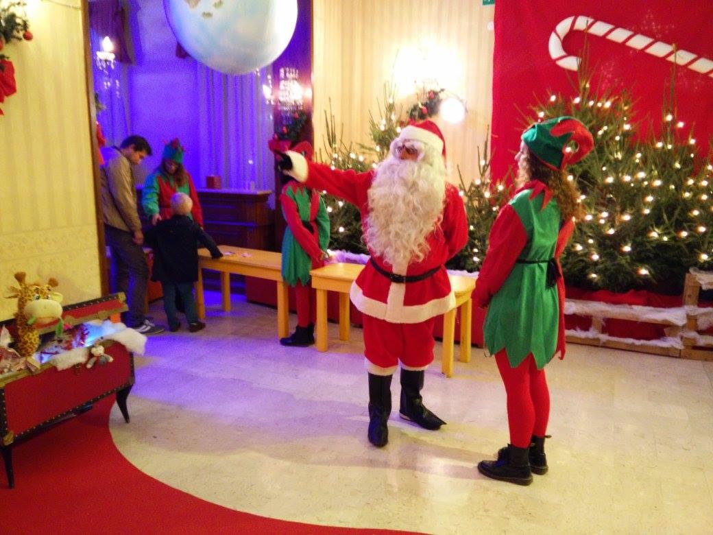 Il Paese di Babbo Natale di Chianciano Terme