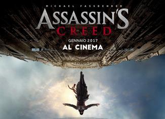 La locandina di Assassin's Creed