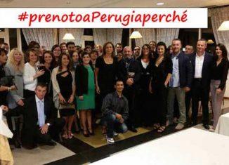 #prenotoaPerugiaperchè