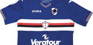 Veratour main sponsor della Sampdoria