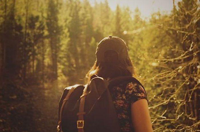 Tra i trend del 2017 c'è il viaggiare da soli