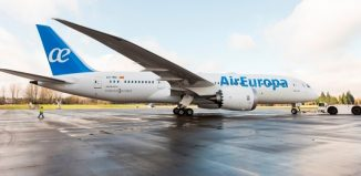 Il Dreamliner di Air Europa