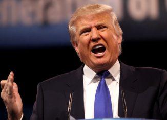 Donald Trump, foto di Gage Skldmore su Flickr