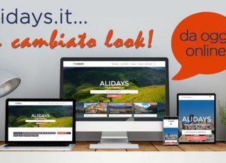 Online il nuovo sito di Alidays